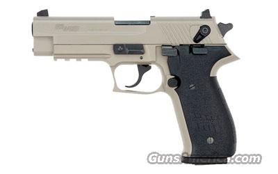 "SIG MOSQUITO 22LR FDE 3.98"" RAIL AS  Guns > Pistols > Sig - Sauer/Sigarms Pistols > Mosquito"