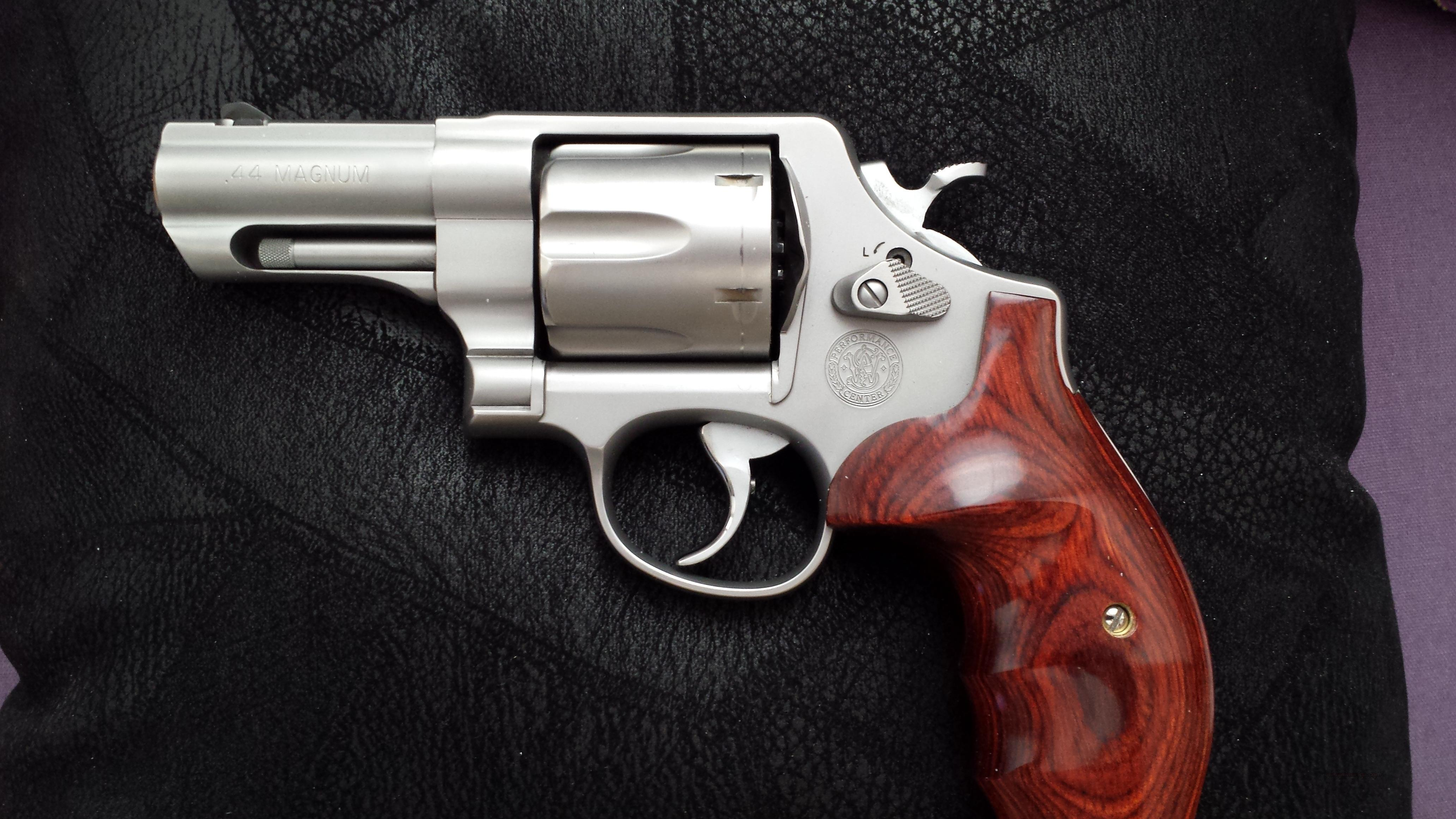 S&W Model 629-6 Carry Comp Performance Center Revolver  Guns > Pistols > Smith & Wesson Revolvers > Performance Center