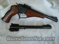 "T/C Contender 10"" .357 & .22 Barrels  Guns > Pistols > Thompson Center Pistols > Contender"