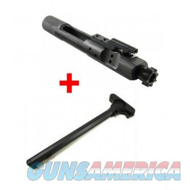 Nitrite Plated M16 bolt carrier + Charging handle.  Non-Guns > Gun Parts > M16-AR15 > Upper Only
