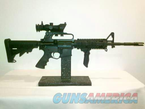AR15A2 Carbine w/ Combat Sight.  Guns > Rifles > AR-15 Rifles - Small Manufacturers > Complete Rifle