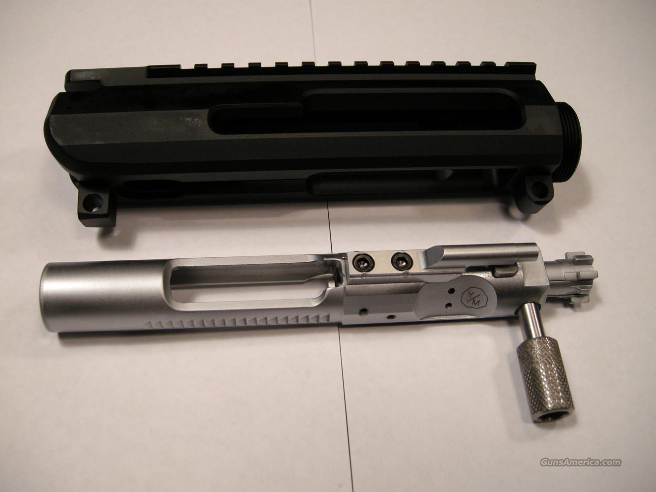 AR15 Billet side charger receiver kit. 5.56mm  Non-Guns > Gun Parts > M16-AR15 > Upper Only