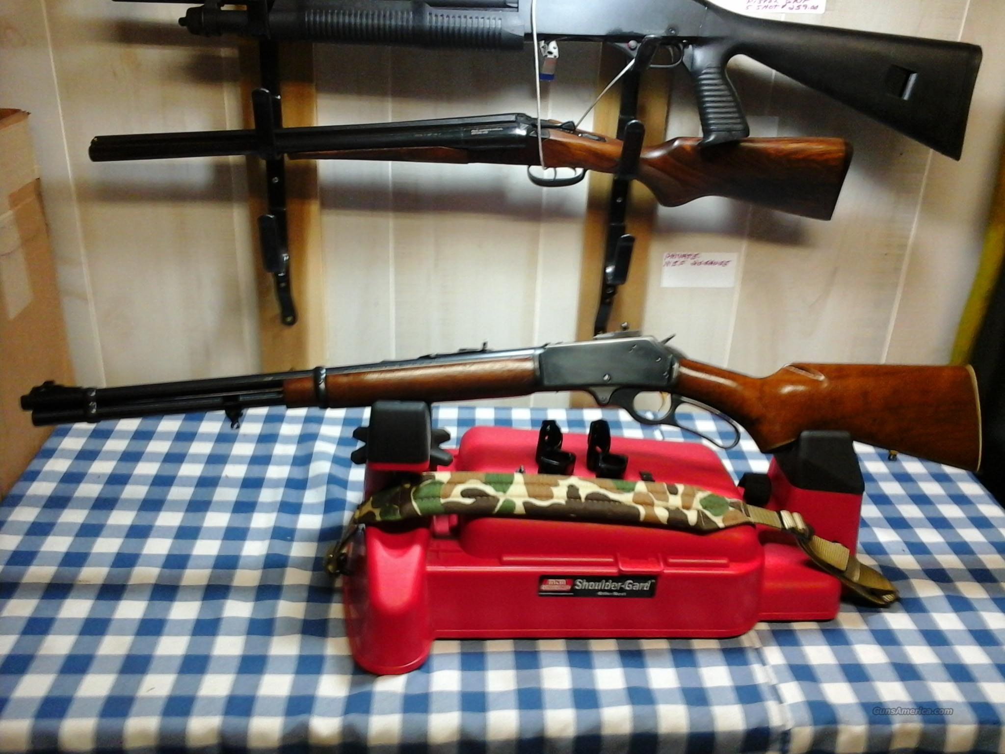 Marlin 336  Guns > Rifles > Marlin Rifles > Modern > Lever Action