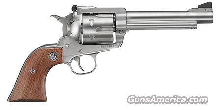 "RUGER & COMPANY INC 0811 Super BlackHawk Standard 44 RemMag 5.5"" 6rd Rosewood Grip Stainless NEW IN BOX  Guns > Pistols > Ruger Single Action Revolvers > Blackhawk Type"