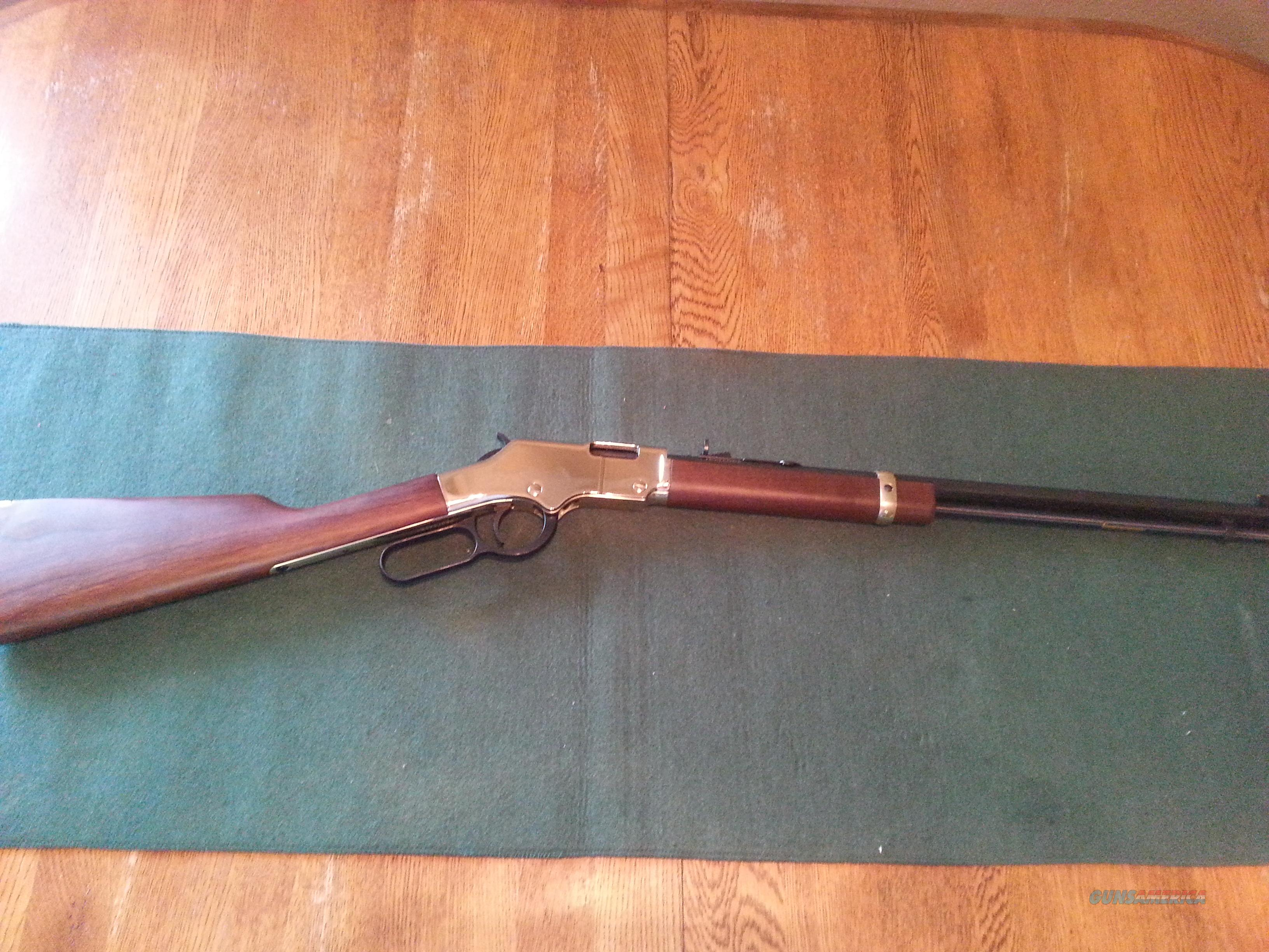 Henry Golden Boy 22mag  Guns > Rifles > Henry Rifle Company