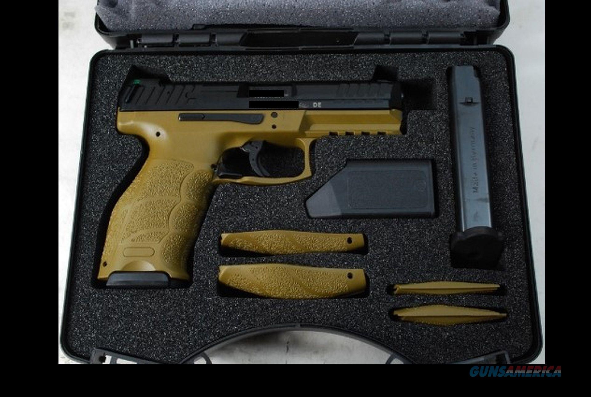 H&K VP9 DARK EARTH EDITION  Guns > Pistols > Heckler & Koch Pistols > Polymer Frame