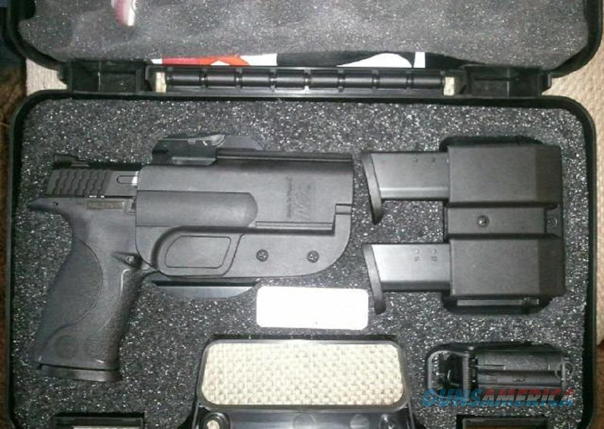 SMITH AND WESSON M&P RANGE KIT 40 SMITH and WESSON ROUND   Guns > Pistols > Smith & Wesson Pistols - Autos > Alloy Frame