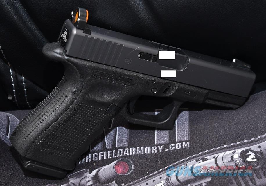GLOCK 23 WITH 357 SIG BARREL INSTALLED AND GHOST SIGHTS  Guns > Pistols > Glock Pistols > 23