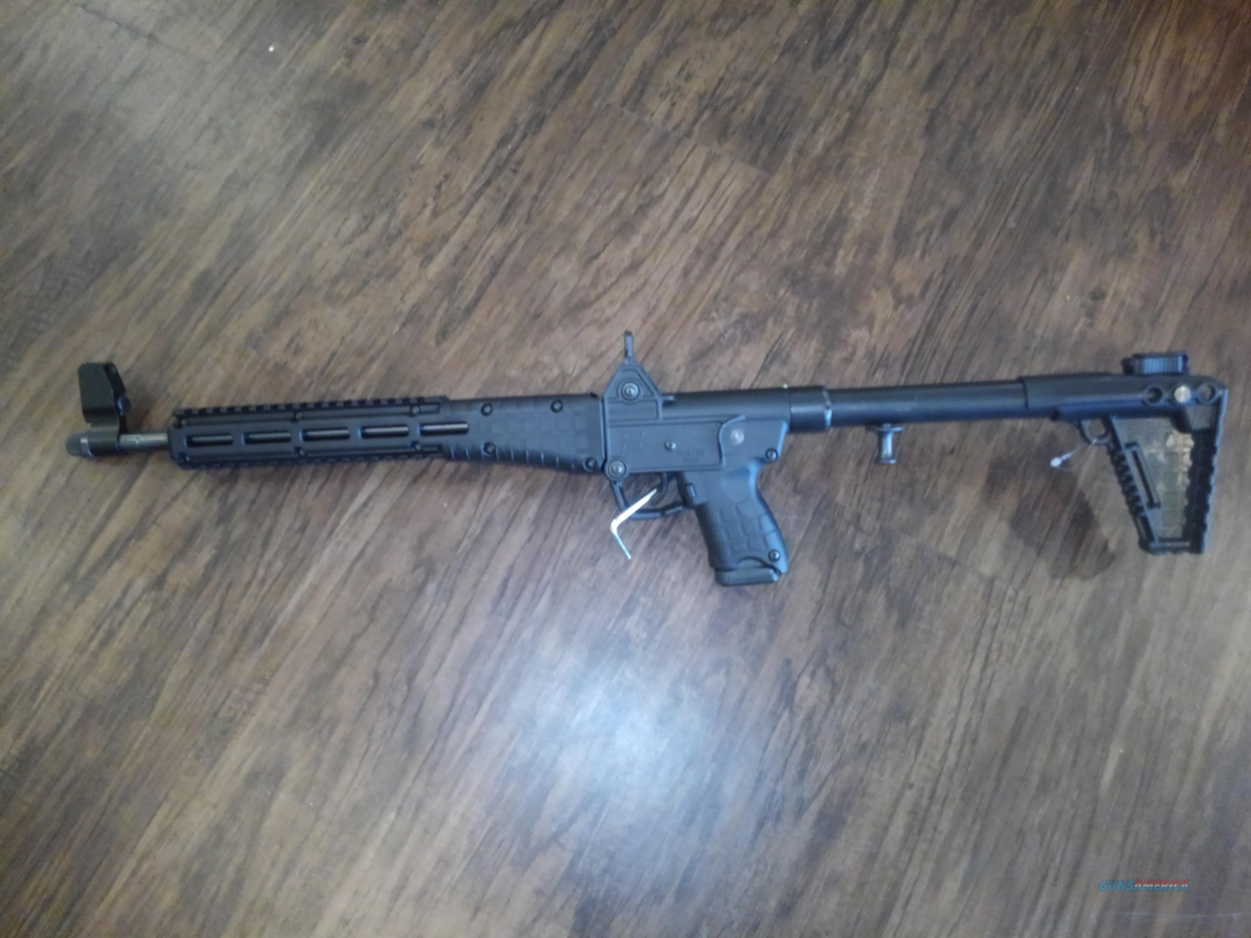 KEL-TEC SUB 2000 9MM 1-15RD GLOCK 19  MAG NIB, FREE SHIPPING NO CC FEE  Guns > Rifles > Kel-Tec Rifles