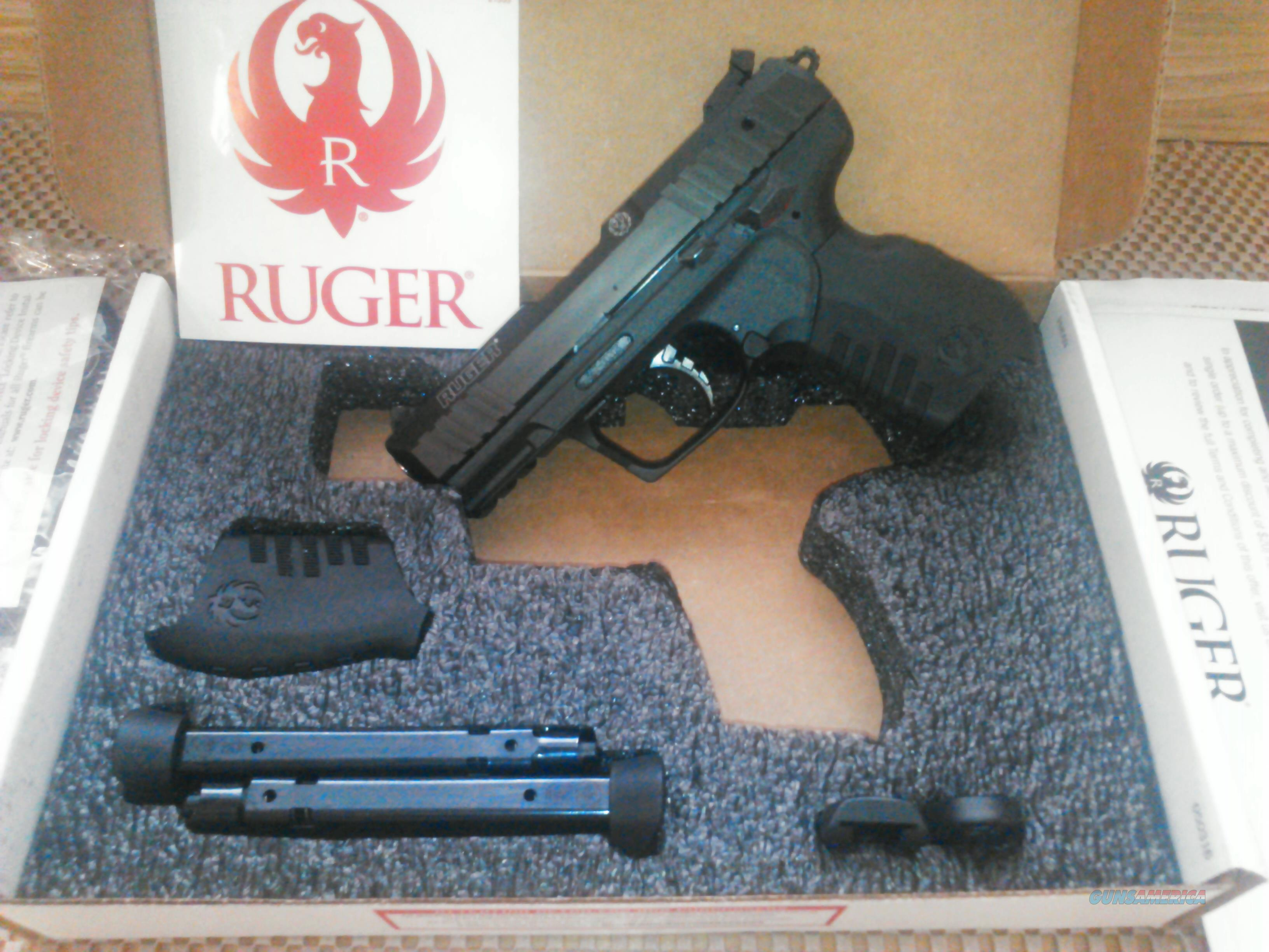"RUGER SR22 P  3.5""BL  2-10RD MAGS NIB, FREE SHIPPING NO CC FEE (mosquito, glock, smith, 22lr)  Guns > Pistols > Ruger Semi-Auto Pistols > SR Family > SR22"