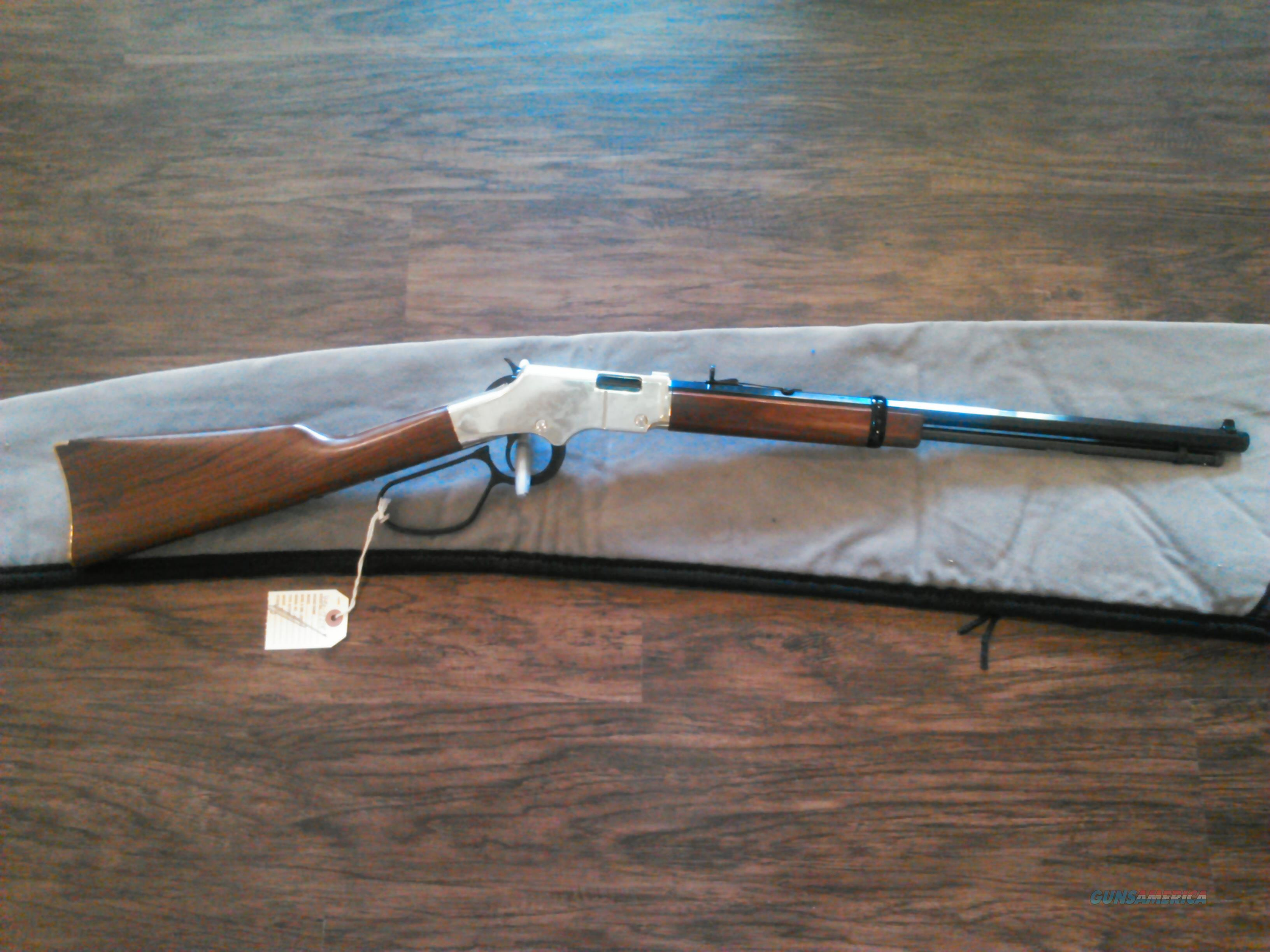 "HENRY GOLDEN BOY 22LR  20""OCT BL  BRASS, FREE SHIPPING NO CC FEE  Guns > Rifles > Henry Rifle Company"