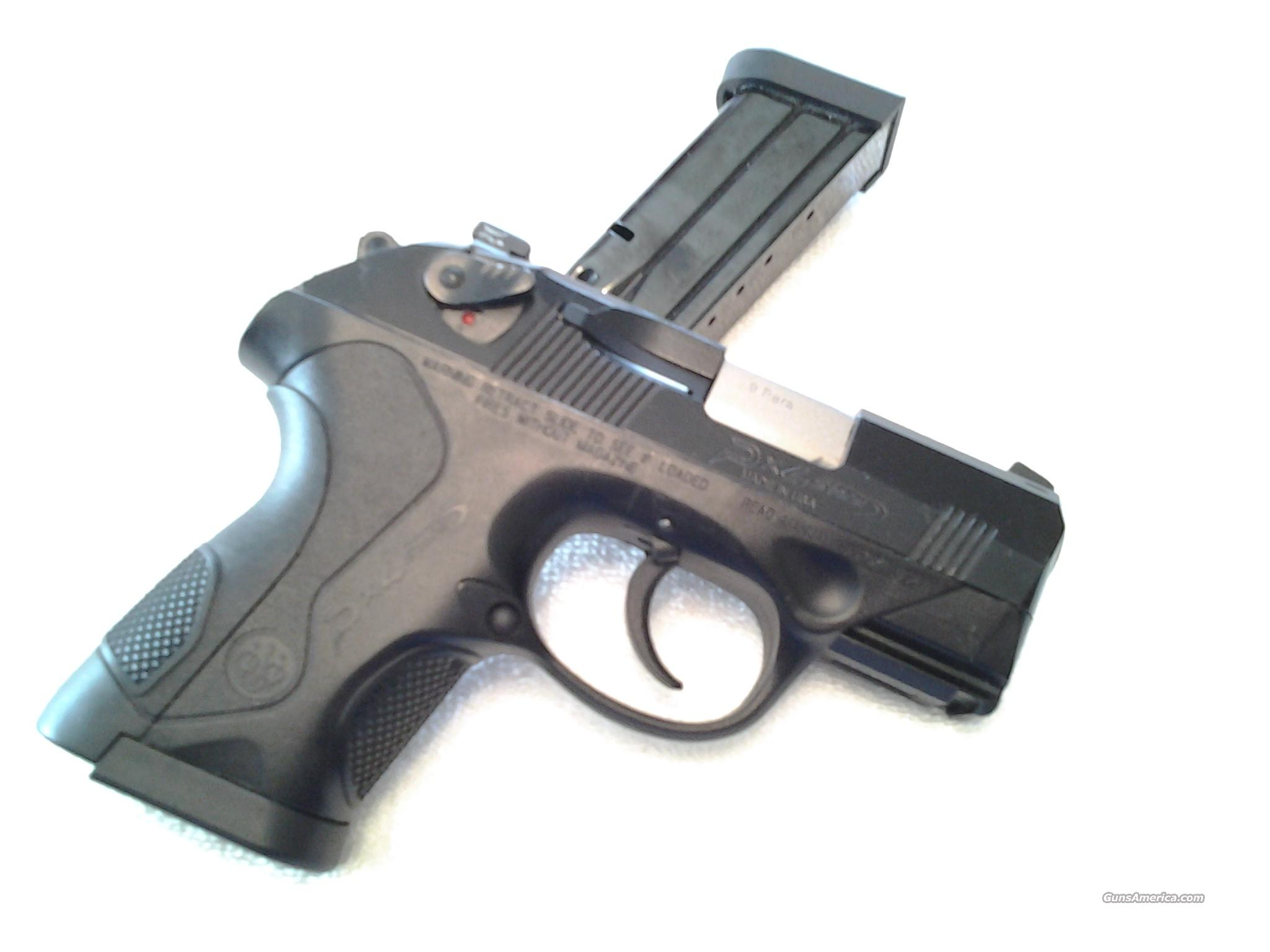 BERETTA PX4 SUB-COMPACT 9MM  W/ TRIJICON NIGHT SIGHTS  Guns > Pistols > Beretta Pistols > Polymer Frame