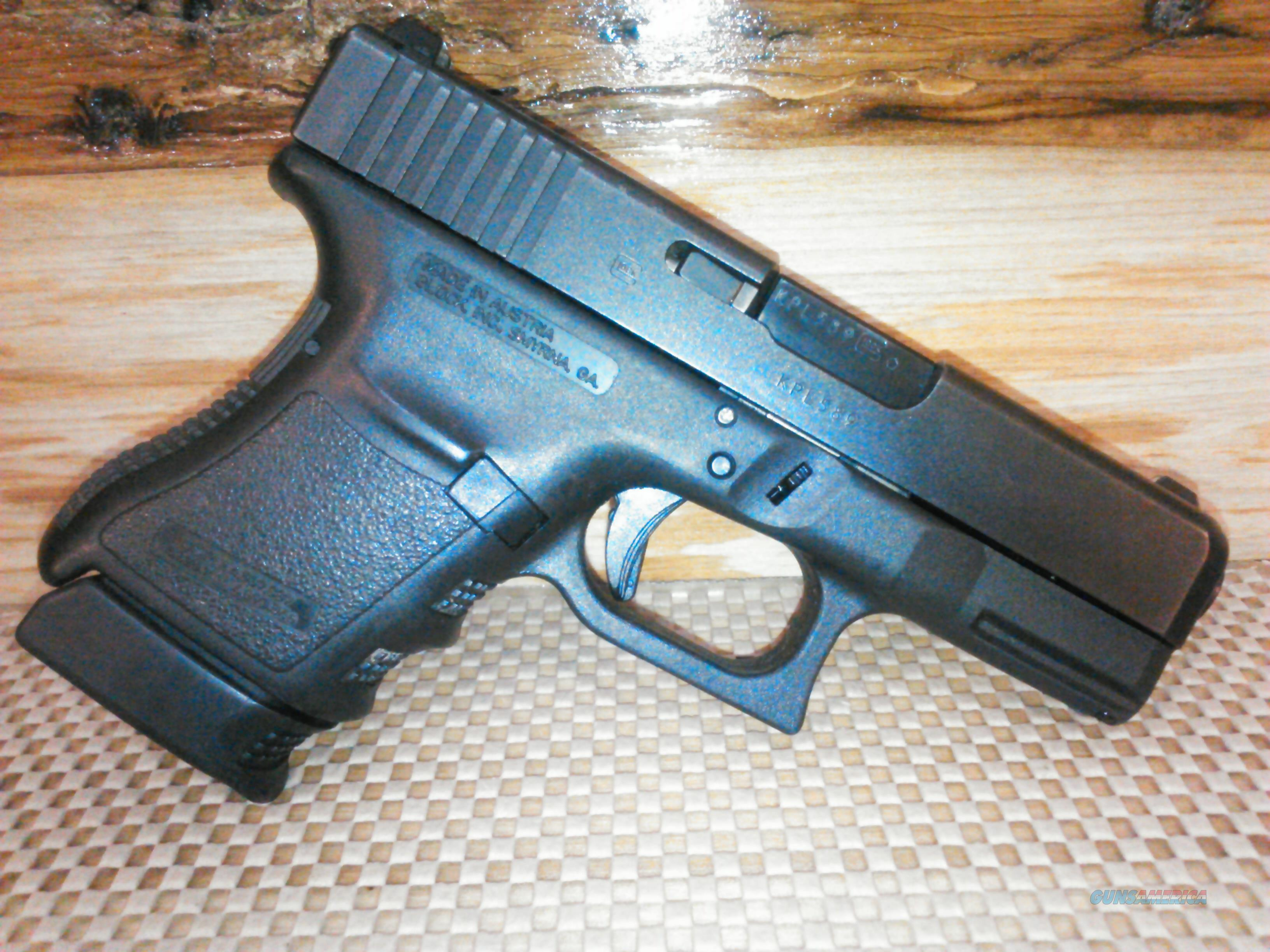 GLOCK 30 GEN3  45ACP  2-10RD MAGS NIGHT SIGHTS, FREE SHIPPING NO CC FEE (smith, ruger, colt)  Guns > Pistols > Glock Pistols > 29/30/36