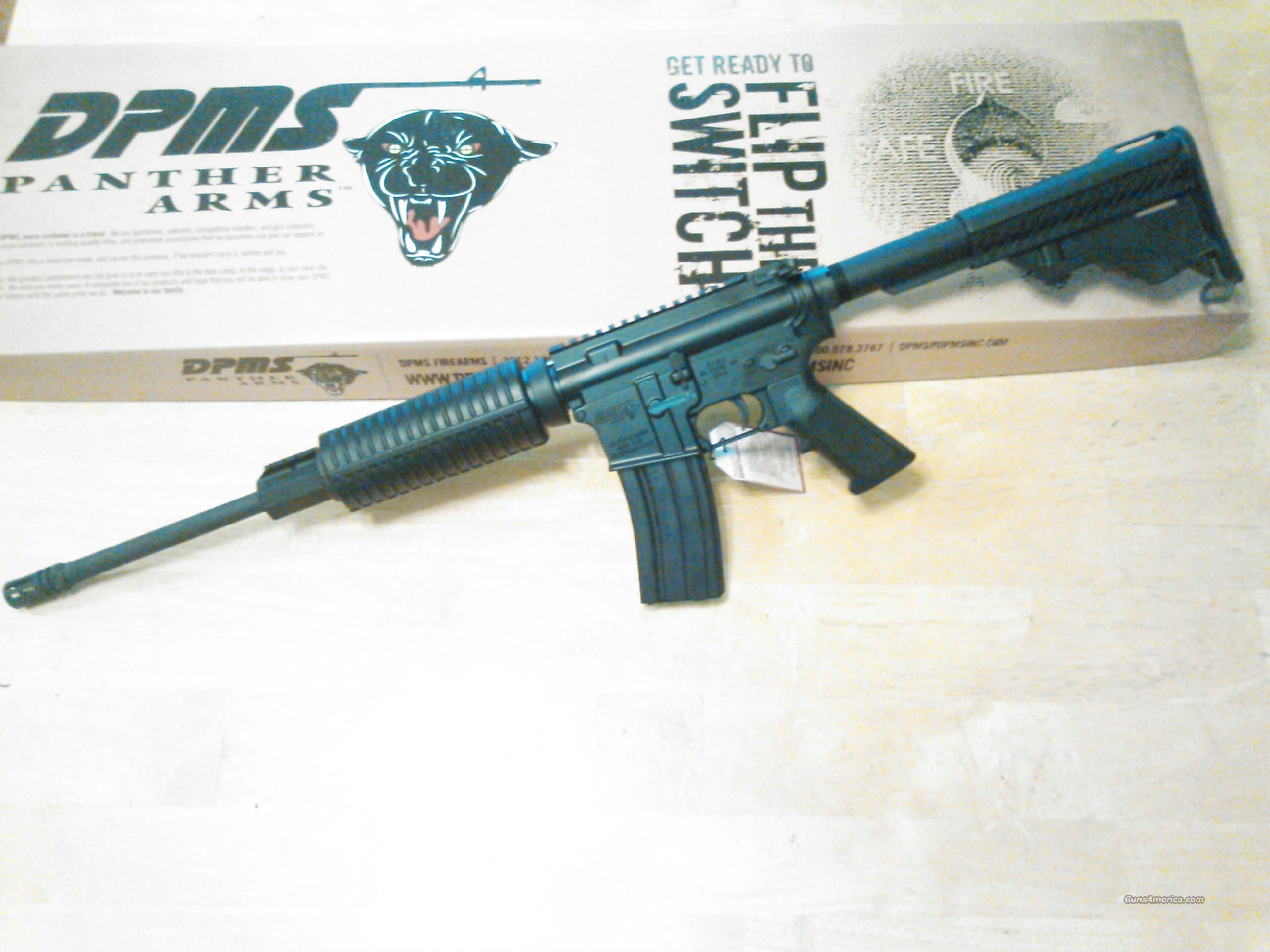 AR15 DPMS PANTHER ORACLE .223/5.56 NIB  Guns > Rifles > DPMS - Panther Arms > Complete Rifle