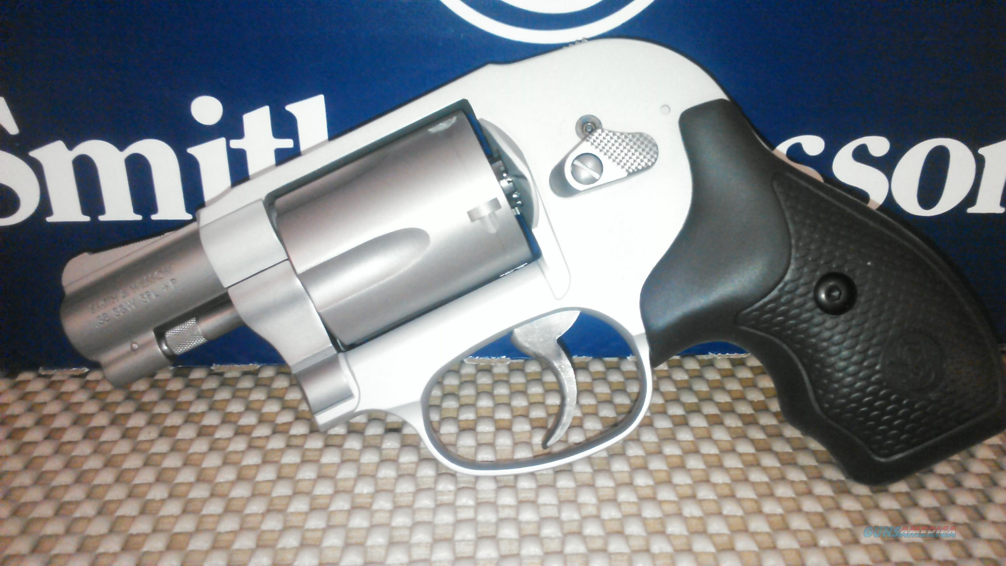 SMITH&WESSON .38SPL+P AIRWEIGHT 638 5SHOT EXCELLENT CONDITION, FREE SHIPPING NO CC FEE  Guns > Pistols > Smith & Wesson Revolvers > Full Frame Revolver