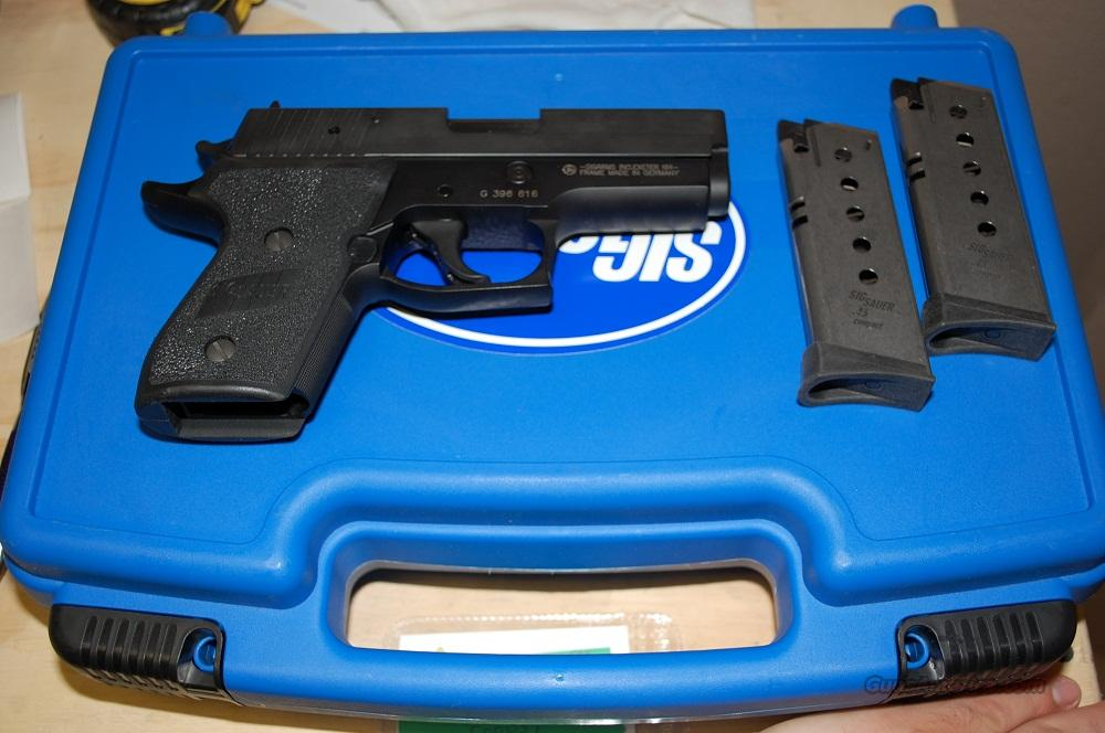 *Used* Sig Sauer P220 .45auto Compact - Cylinder & Slide  Guns > Pistols > Sig - Sauer/Sigarms Pistols > P220