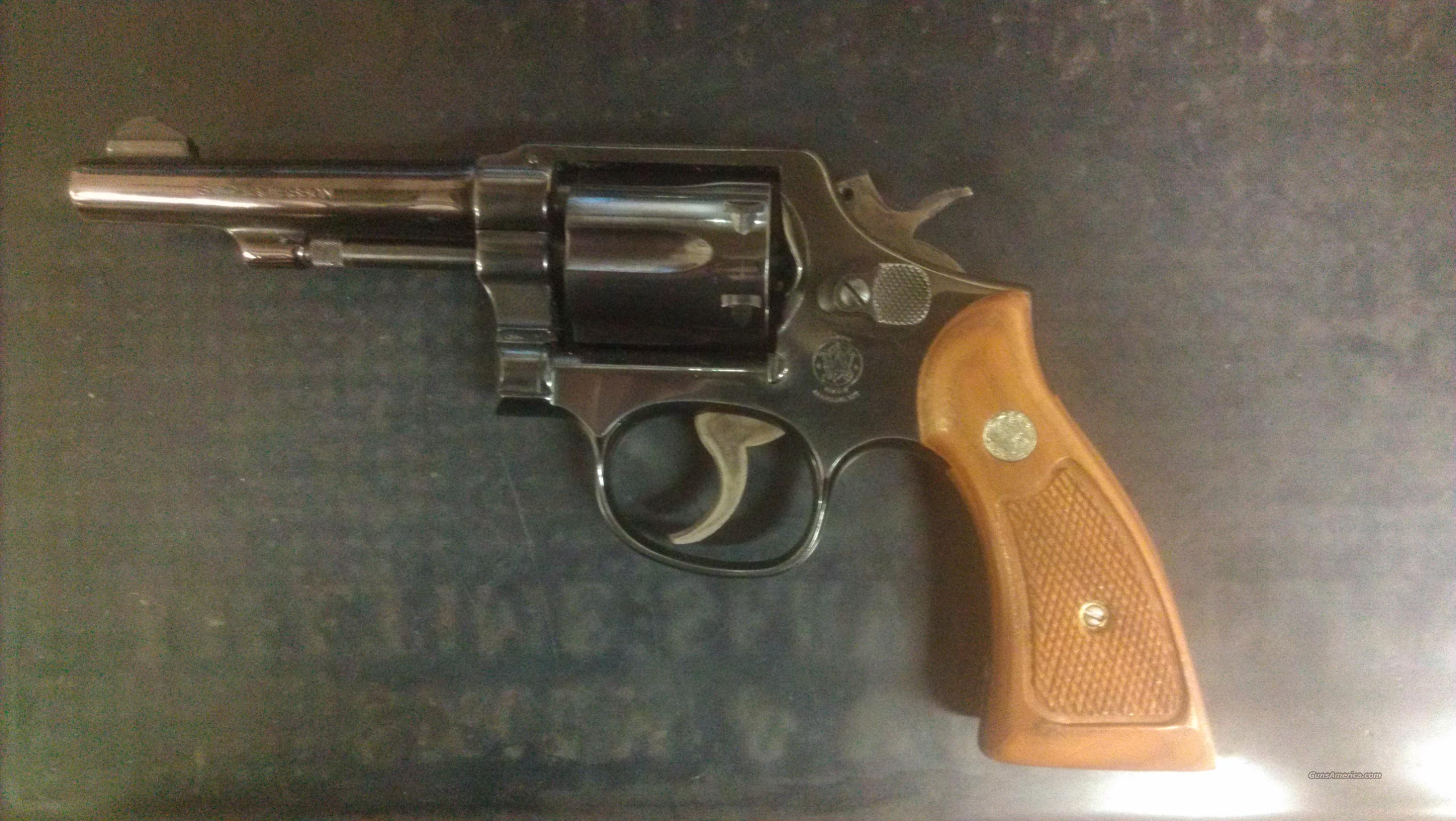 *Used* Smith & Wesson Model 10-7 Revolver 38SPL  Guns > Pistols > Smith & Wesson Revolvers > Model 10