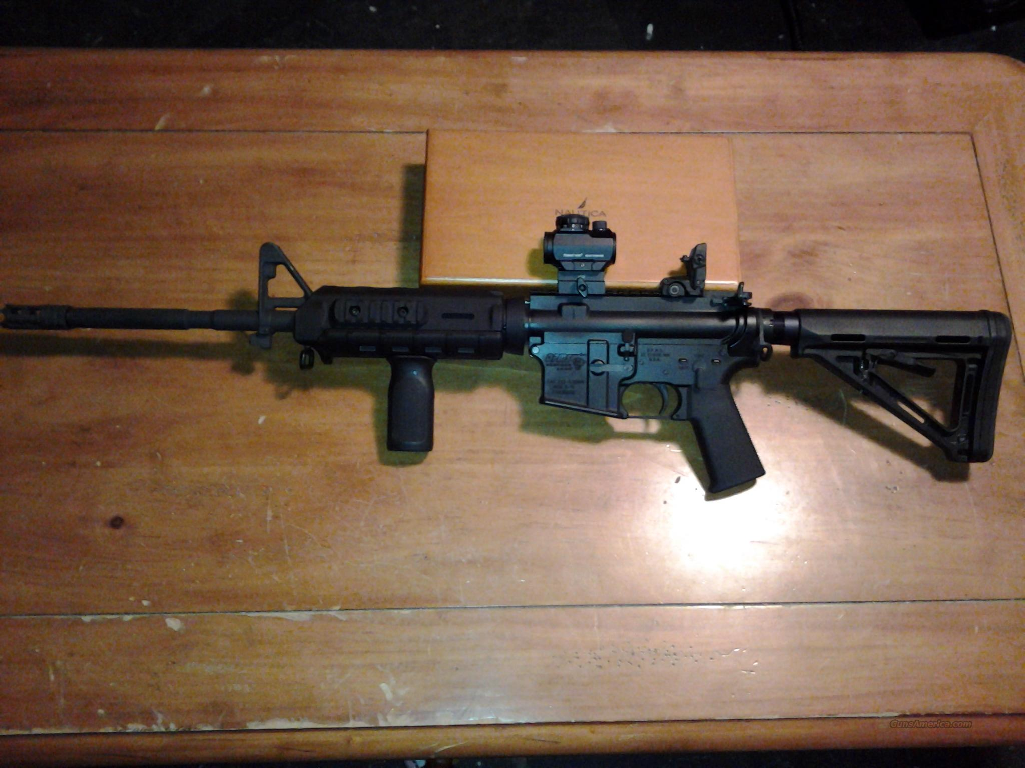 Custom DPMS AP4 Carbine  Guns > Rifles > DPMS - Panther Arms > Complete Rifle