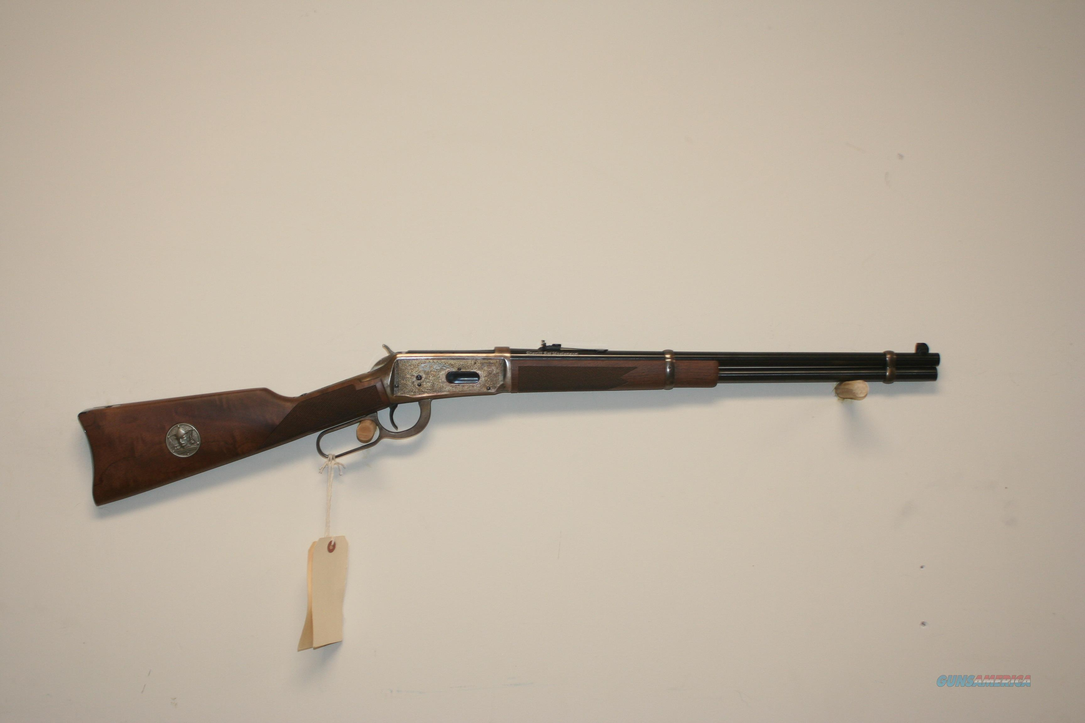 WINCHESTER COMMEMORATIVES  Guns > Rifles > Winchester Rifle Commemoratives
