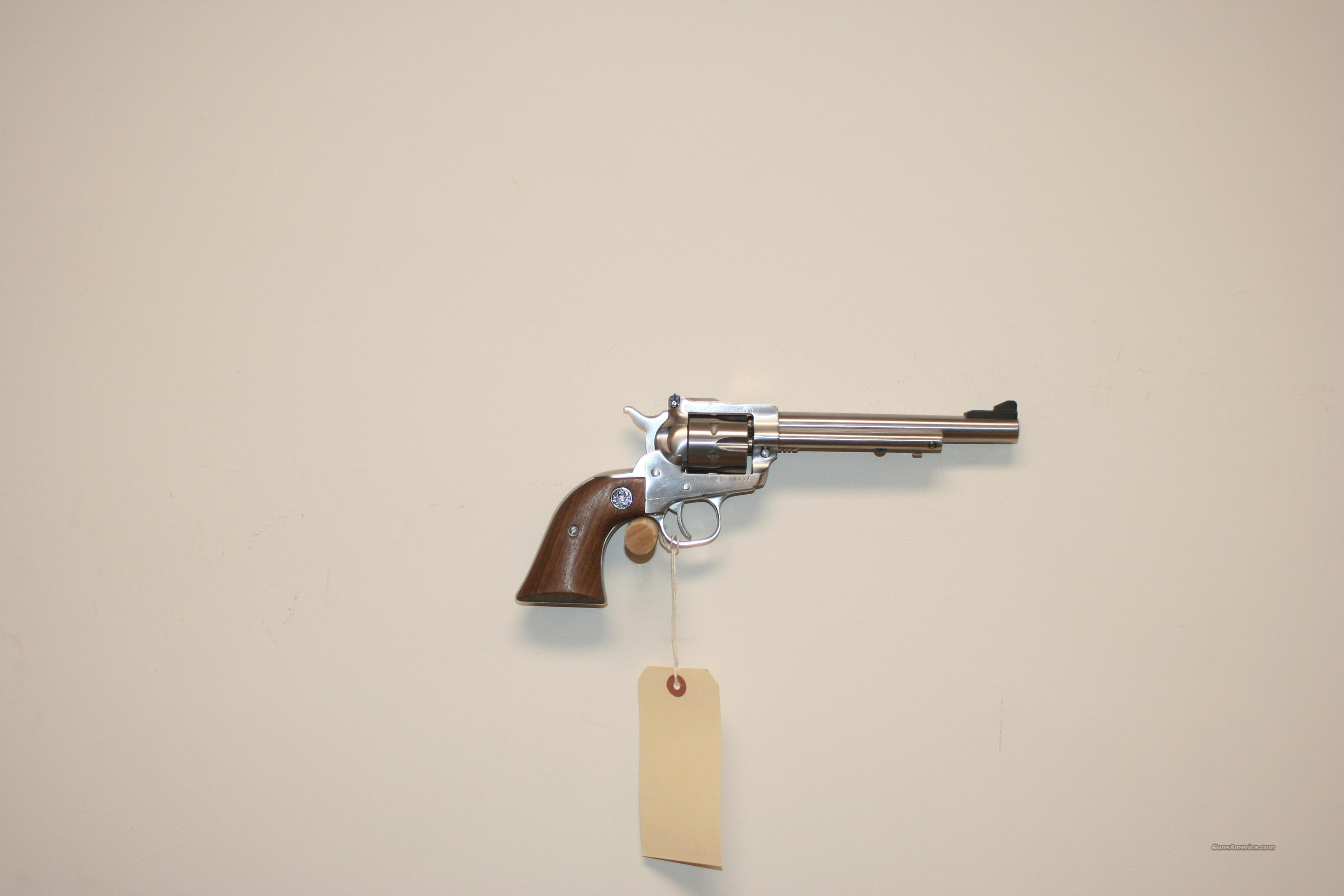 RUGER SINGLE SIX 22/22MAG STAINLESS  Guns > Pistols > Ruger Single Action Revolvers > Single Six Type