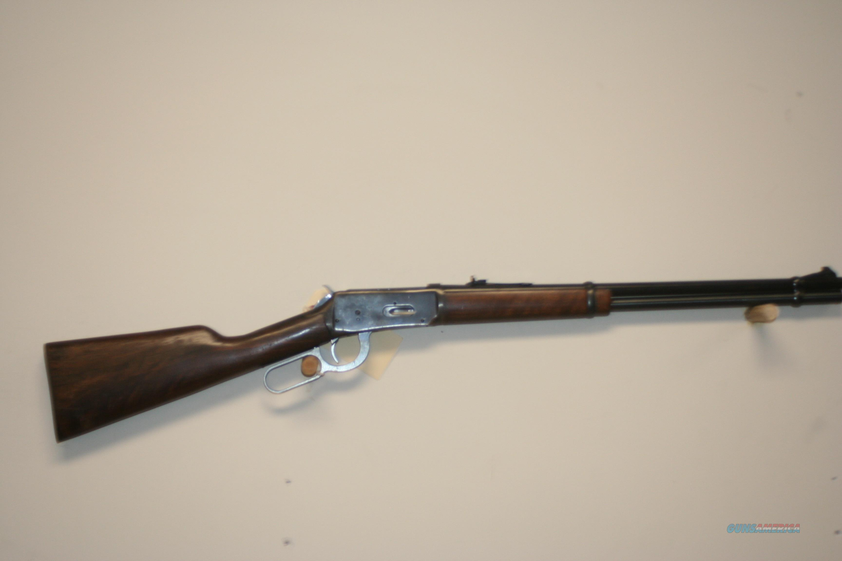 WINCHESTER LEVER ACTION  Guns > Rifles > Winchester Rifles - Modern Lever > Model 94 > Pre-64
