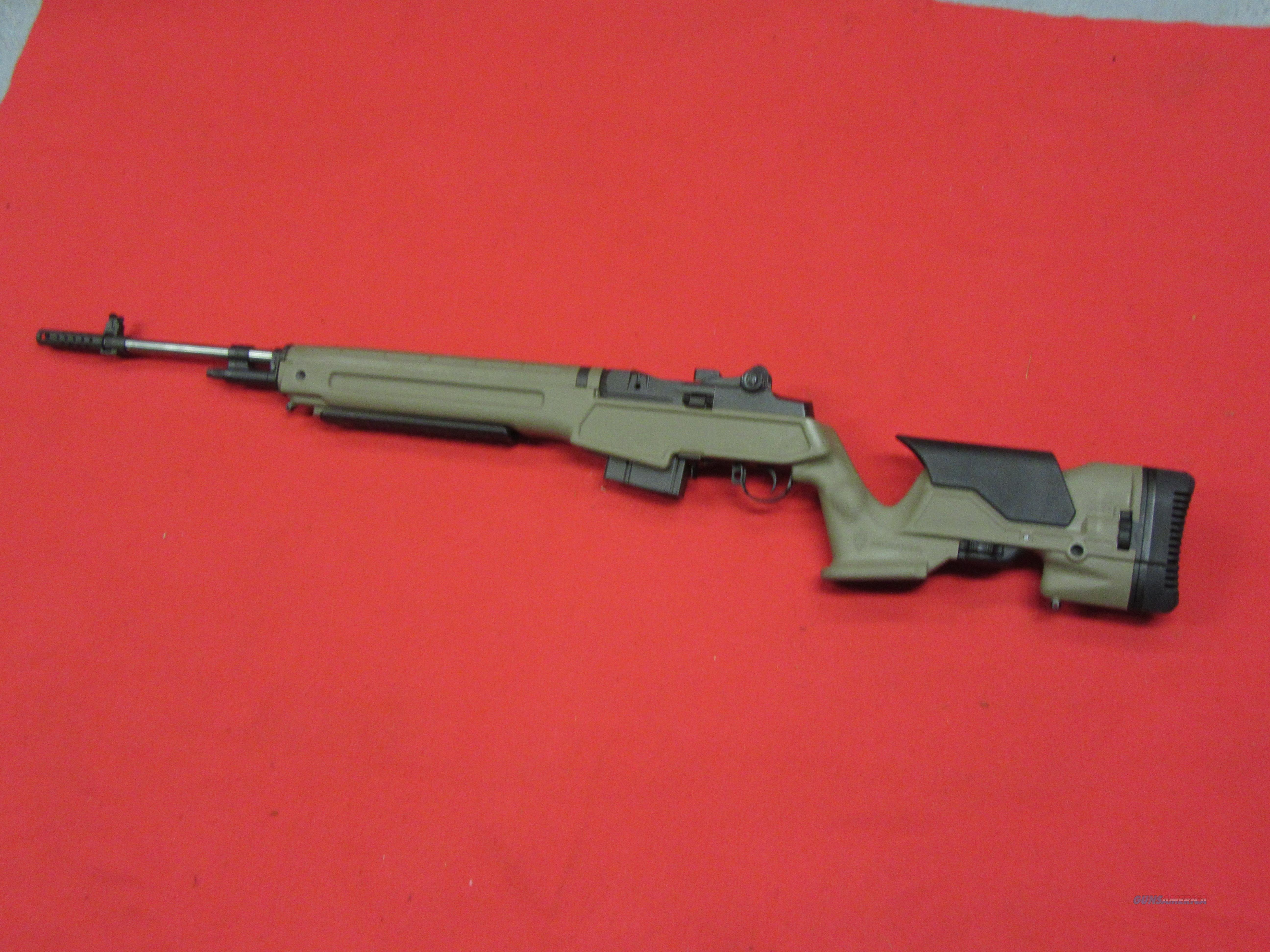 Springfield M1A 6,5 Creedmore - Never Fired  Guns > Rifles > Springfield Armory Rifles > M1A/M14