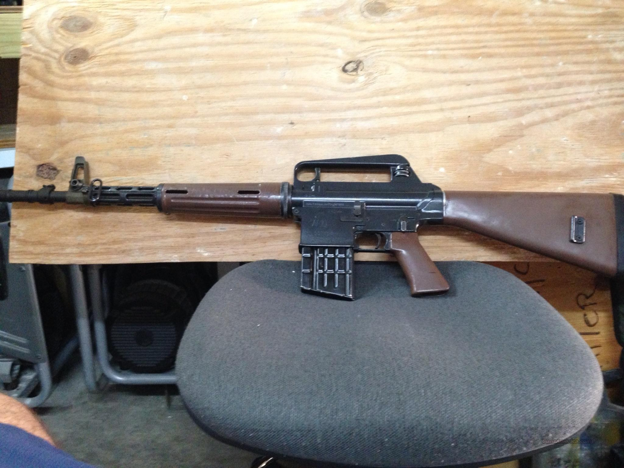 AR-10  Portuguese  Guns > Rifles > AR-15 Rifles - Small Manufacturers > Complete Rifle