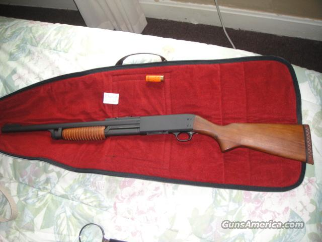 Ithaca Model 87 Featherlite - Deerslayer  Guns > Shotguns > Ithaca Shotguns > Pump
