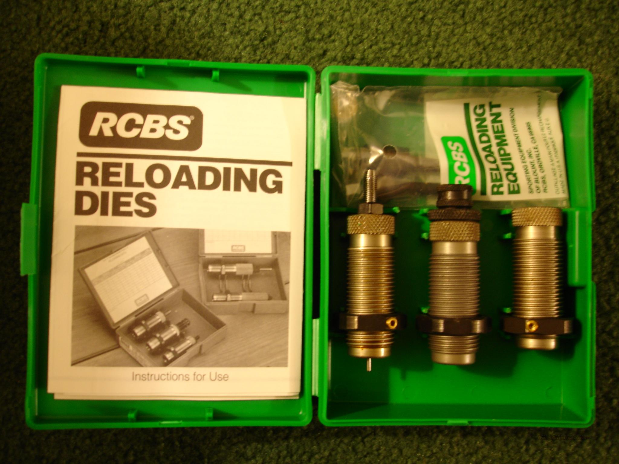 RCBS reloading dies for .50 action express  Non-Guns > Reloading > Components > Other