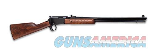 HENRY PUMP ACTION 22LR OCT BBL  Guns > Rifles > Henry Rifle Company
