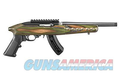 "RUGER 22 CHARGER takedown 22LR 10"" 15RD GREEN  Guns > Pistols > Ruger Semi-Auto Pistols > Charger Series"