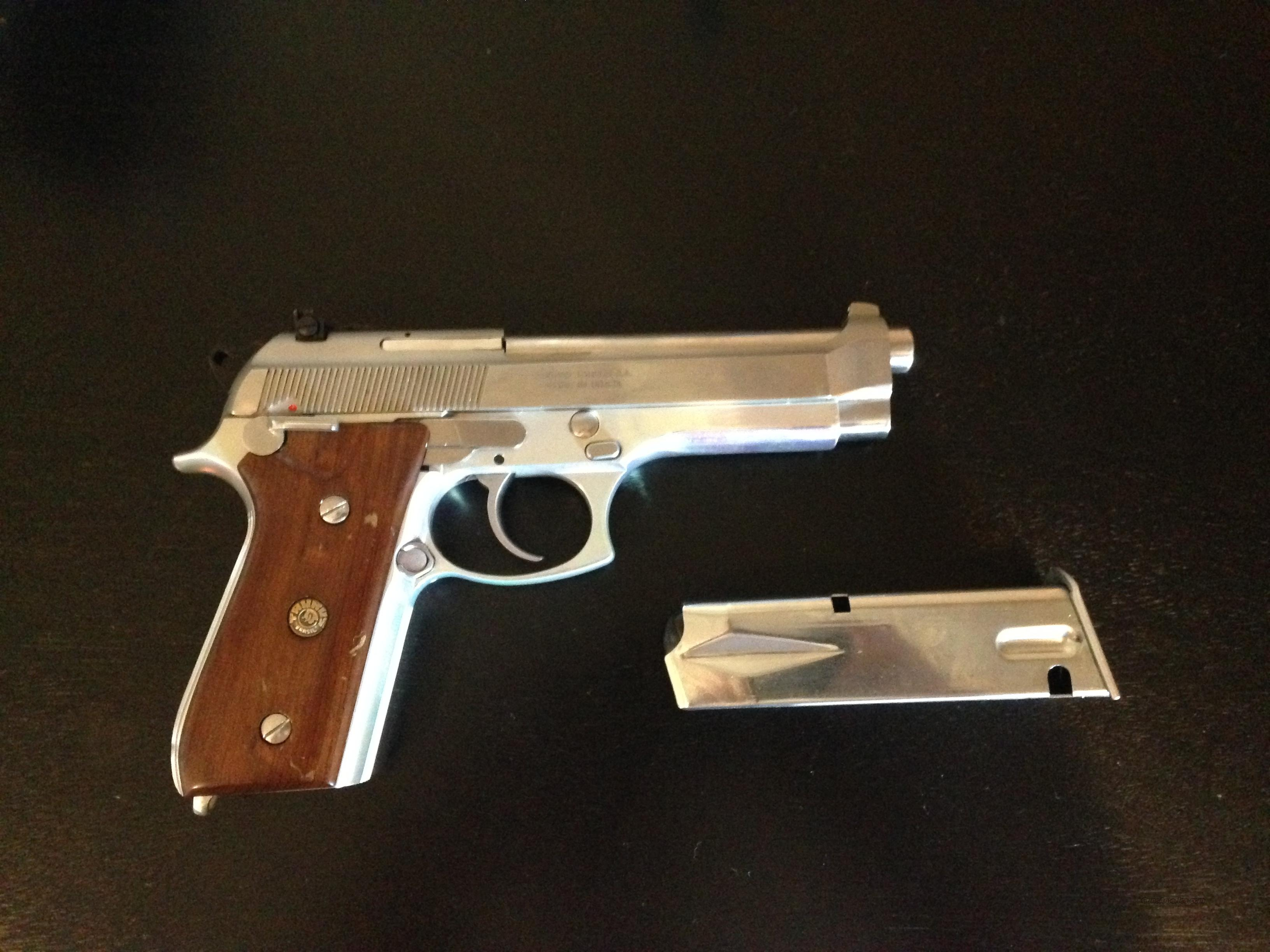 Taurus PT99AFS, Wood grips, great condition!  Guns > Pistols > Taurus Pistols/Revolvers > Pistols > Steel Frame