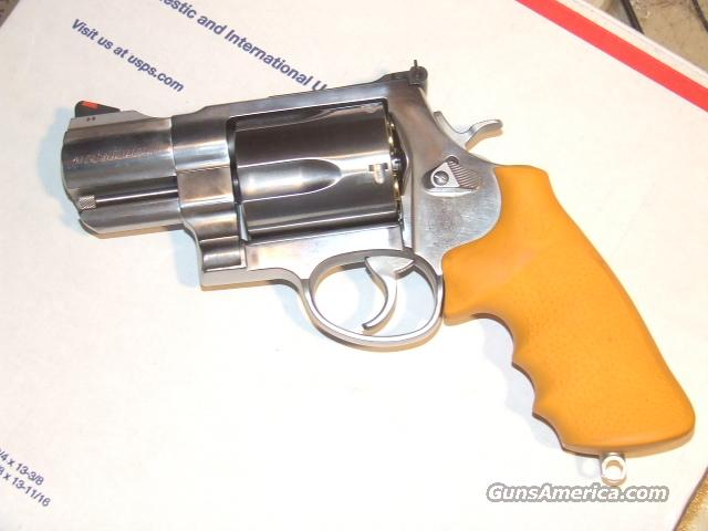 S&W 460 2.5 INCH RARE OUT of production Model 460ES  Guns > Pistols > Smith & Wesson Revolvers > Full Frame Revolver