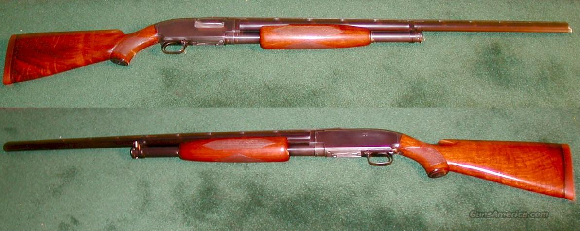 WINCHESTER MODEL 12 TRAP, PRE-1964 12 GA PUMP SHOTGUN  Guns > Shotguns > Winchester Shotguns - Modern > Pump Action > Trap/Skeet