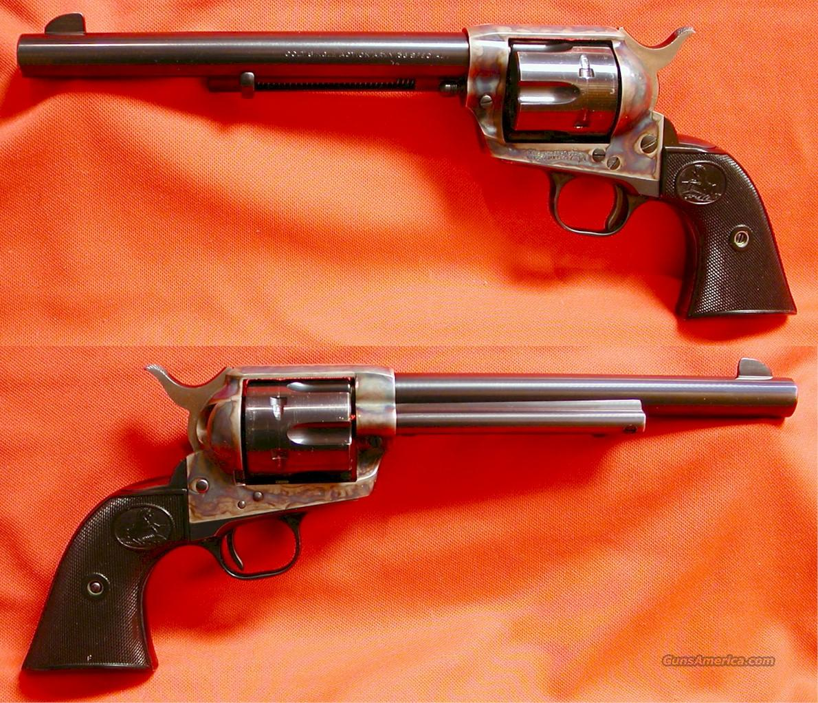 COLT S.A.  Guns > Pistols > Colt Single Action Revolvers - 2nd Gen.