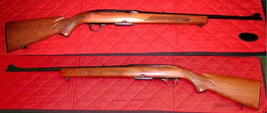 WINCHESTER MODEL 100  Guns > Rifles > Winchester Rifles - Modern Bolt/Auto/Single > Autoloaders