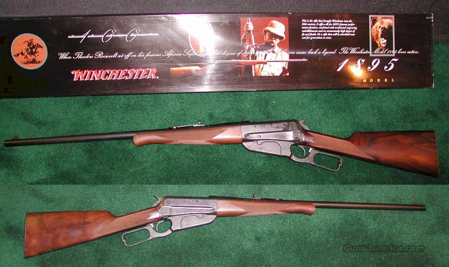 WINCHESTER 1895 LIMITED EDITION, GRADE I  Guns > Rifles > Winchester Rifle Commemoratives