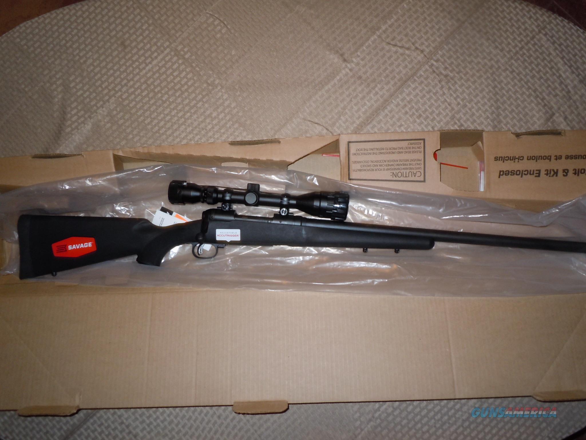 Savage Arms Model 11 V/T 308 Win Heavy Barrel - NIB - $410 SEXY  Guns > Rifles > Savage Rifles > Standard Bolt Action > Sporting