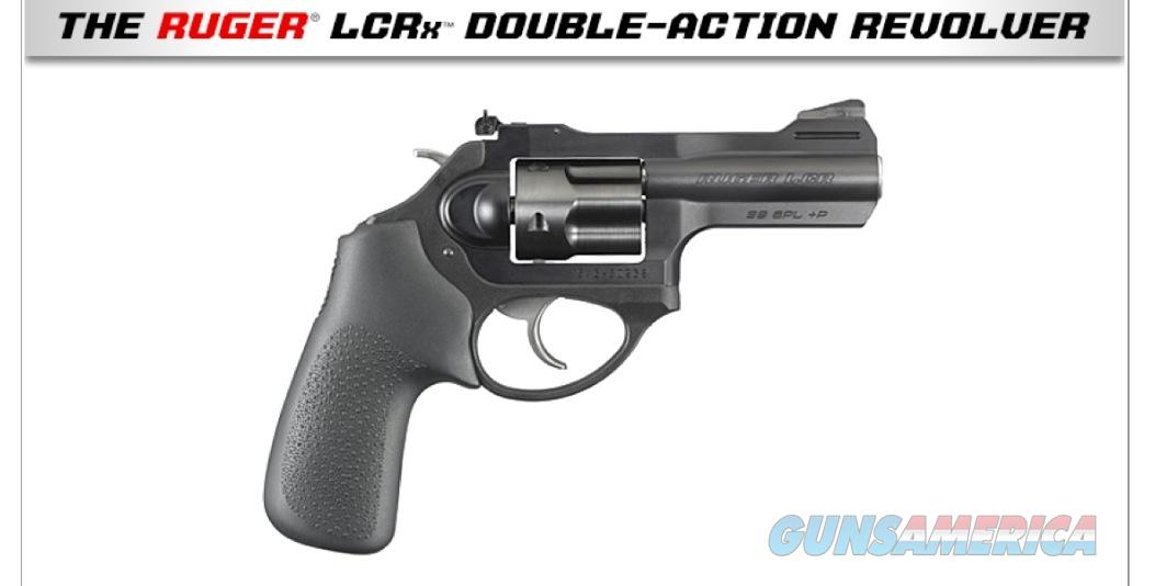 Ruger LCRX   3in Barrel  Guns > Pistols > Ruger Double Action Revolver > LCR