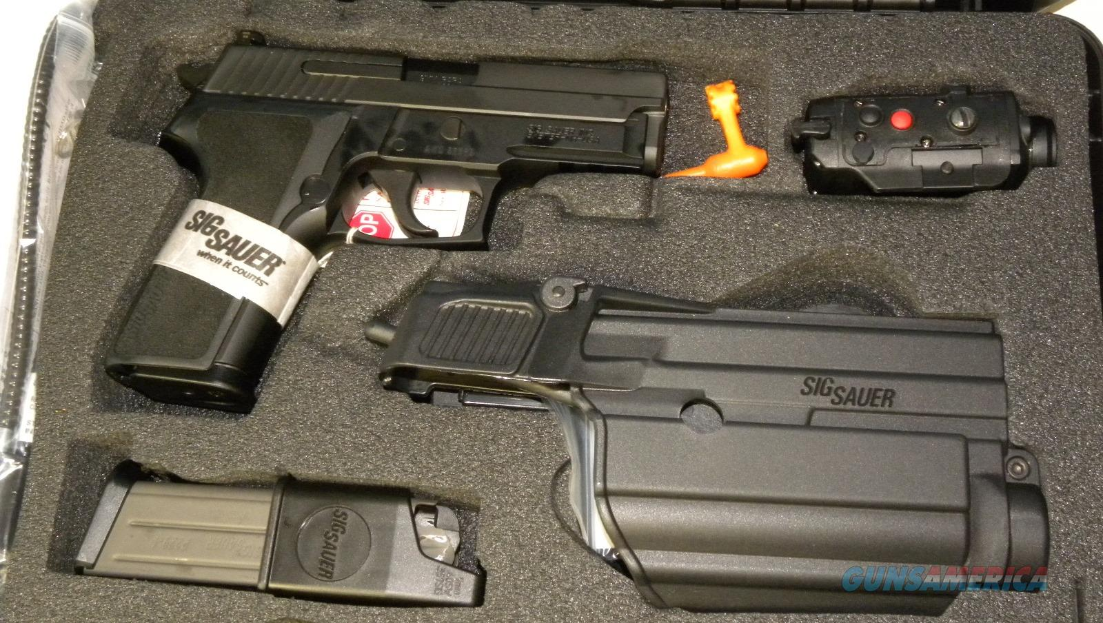 Sig Sauer 229R-9-BSS-TACPAC w/ Laser  Guns > Pistols > Sig - Sauer/Sigarms Pistols > P229