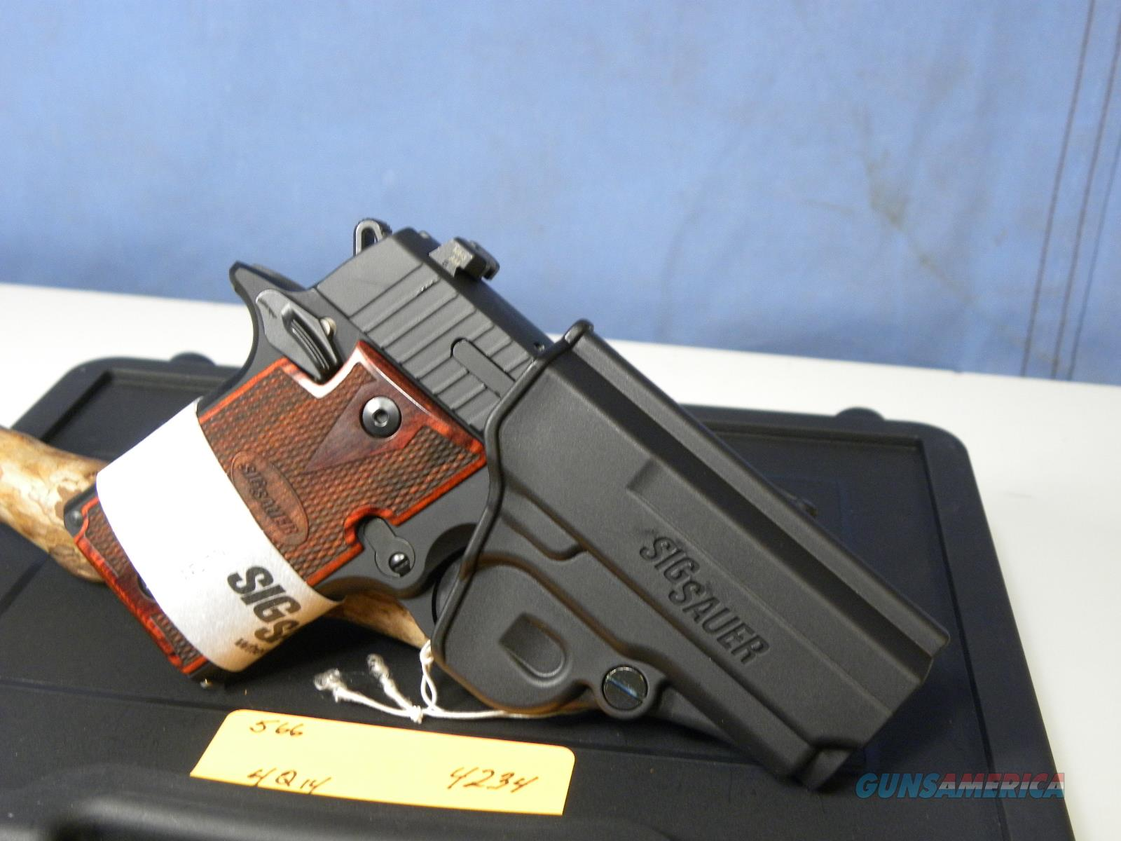 Sig Sauer 938-9-RG-AMBI  Guns > Pistols > Sig - Sauer/Sigarms Pistols > Other