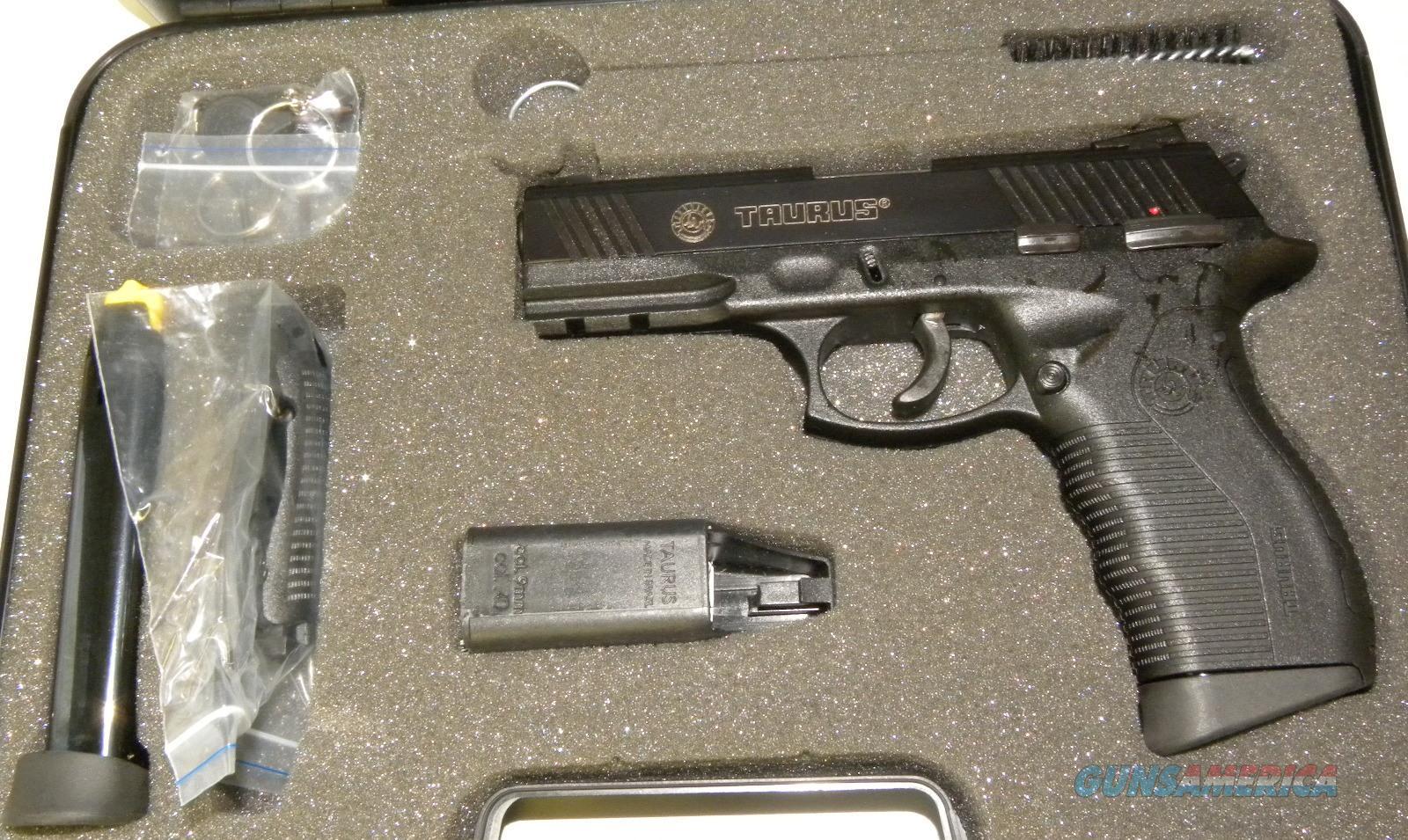 Taurus PT809  Guns > Pistols > Taurus Pistols > Semi Auto Pistols > Polymer Frame