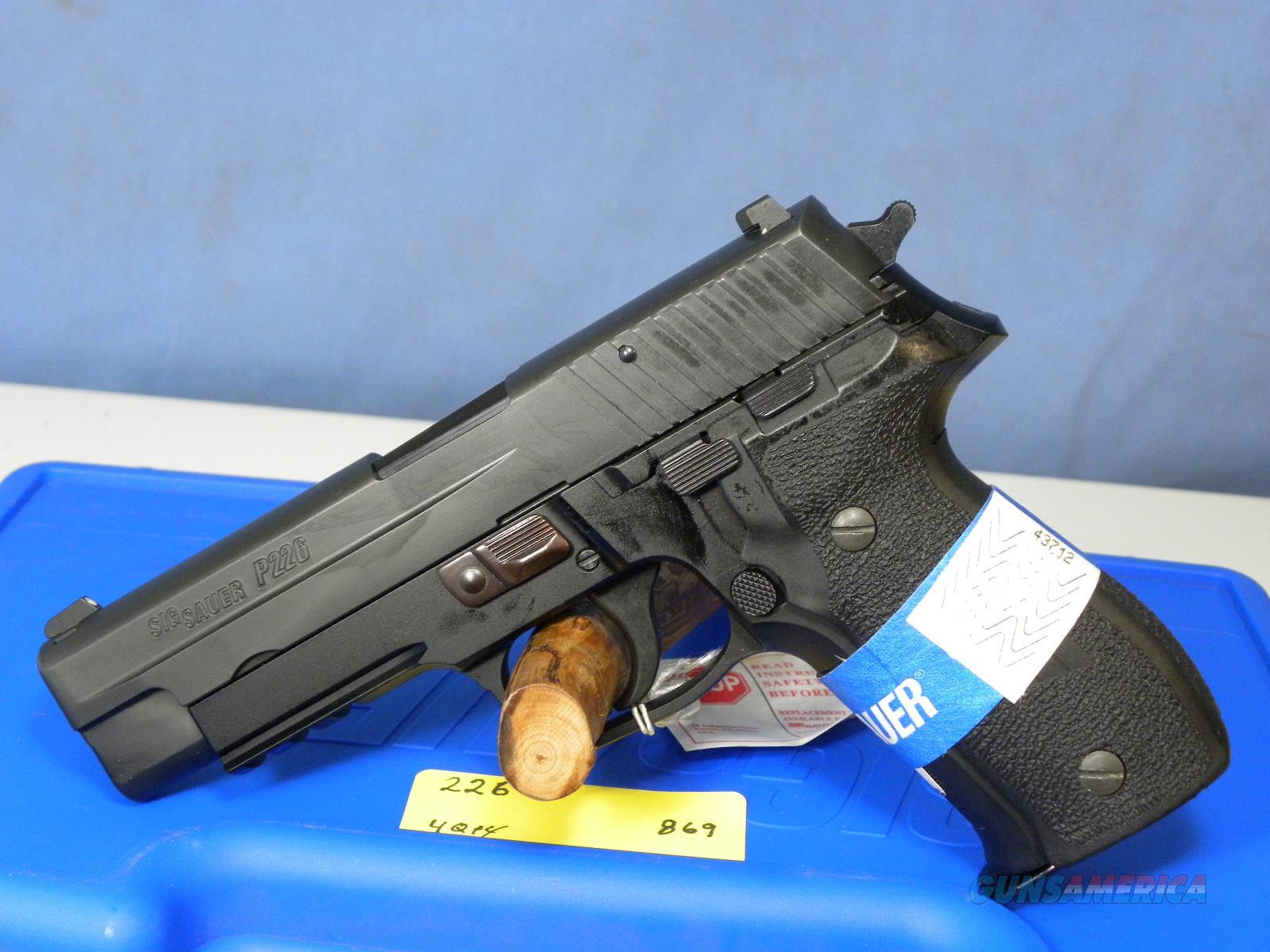 Sig Sauer 226R-9-BSS  Guns > Pistols > Sig - Sauer/Sigarms Pistols > P226