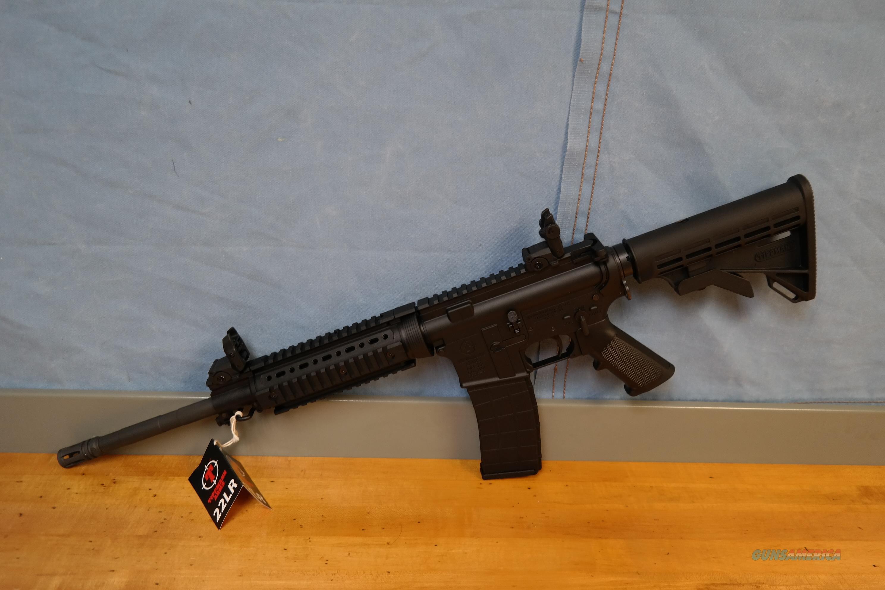 Tippmann M4 22 Classic  Guns > Rifles > AR-15 Rifles - Small Manufacturers > Complete Rifle