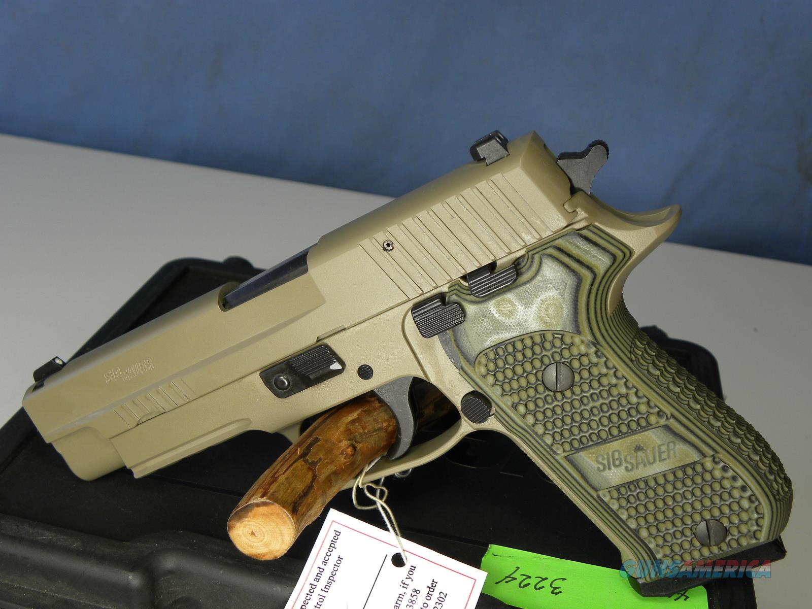 Sig Sauer 220R 45 Scorpion Elite  Guns > Pistols > Sig - Sauer/Sigarms Pistols > P220