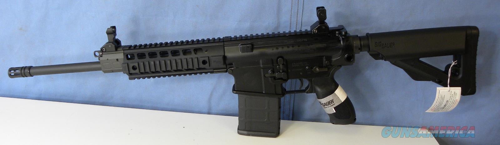 Sig Sauer 716-16B-P  Guns > Rifles > Sig - Sauer/Sigarms Rifles