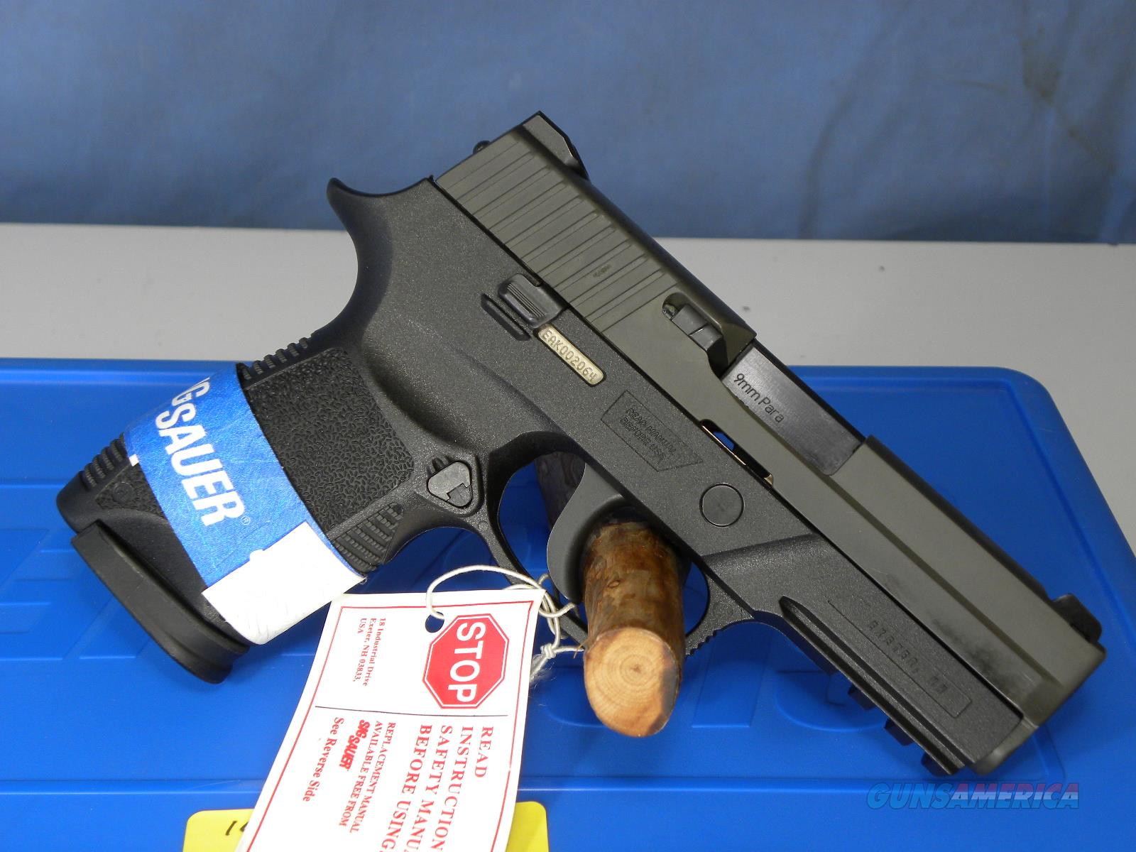Sig Sauer 250 9mm Compact  Guns > Pistols > Sig - Sauer/Sigarms Pistols > P250