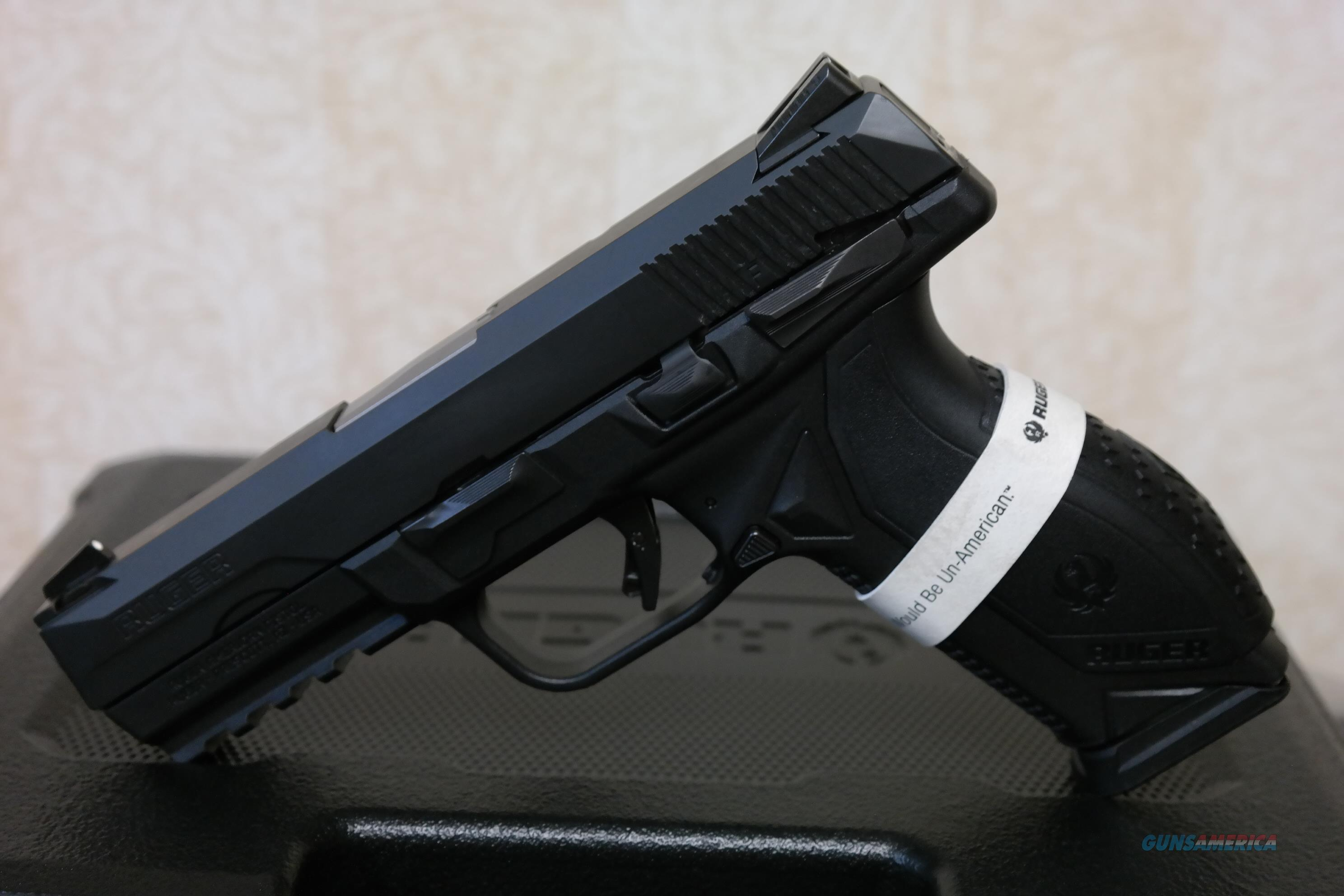 Ruger American 08608 Manual Safety  Guns > Pistols > Ruger Semi-Auto Pistols > American Pistol
