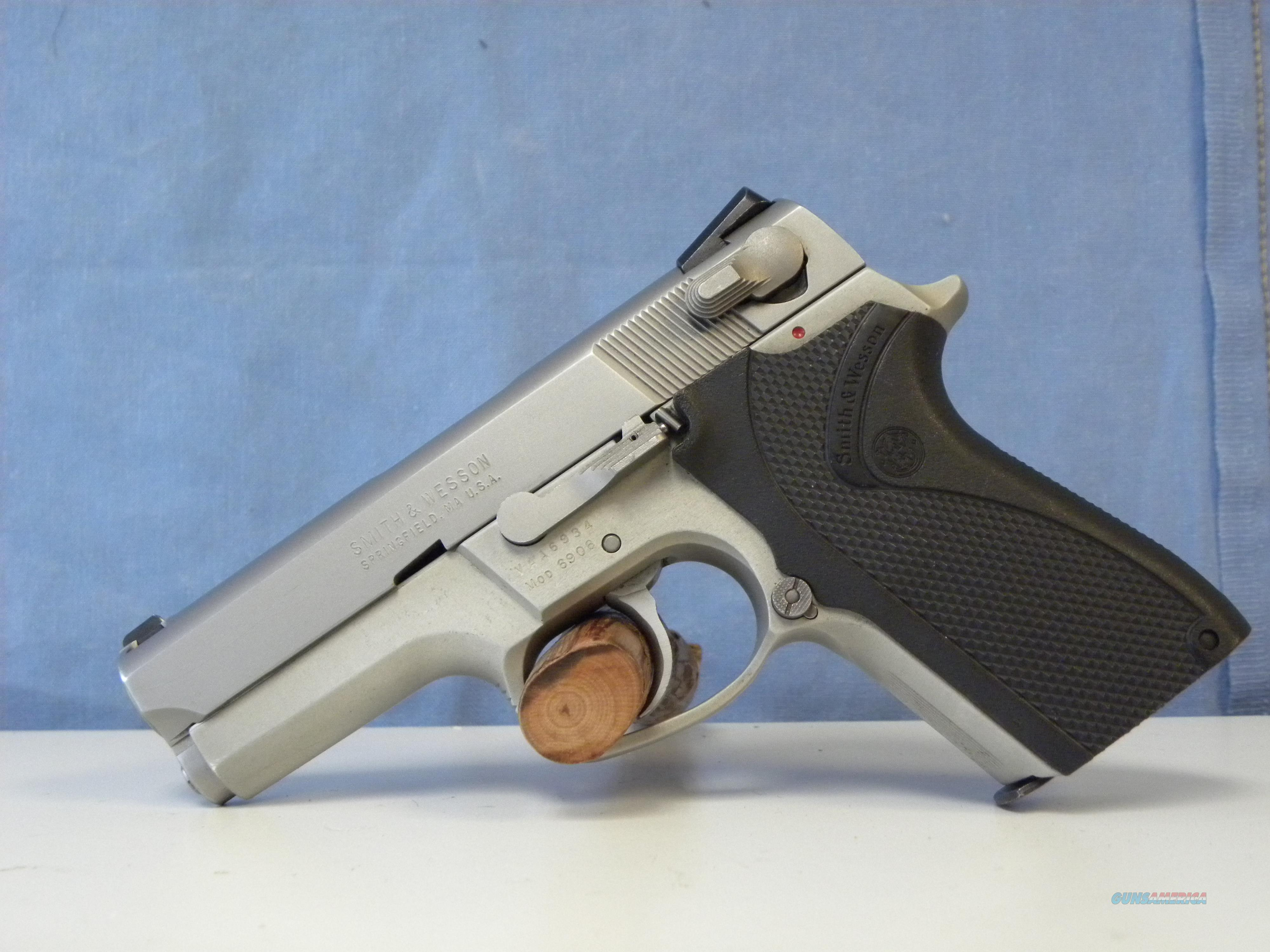 S&W 6906  Guns > Pistols > Smith & Wesson Pistols - Autos > Steel Frame