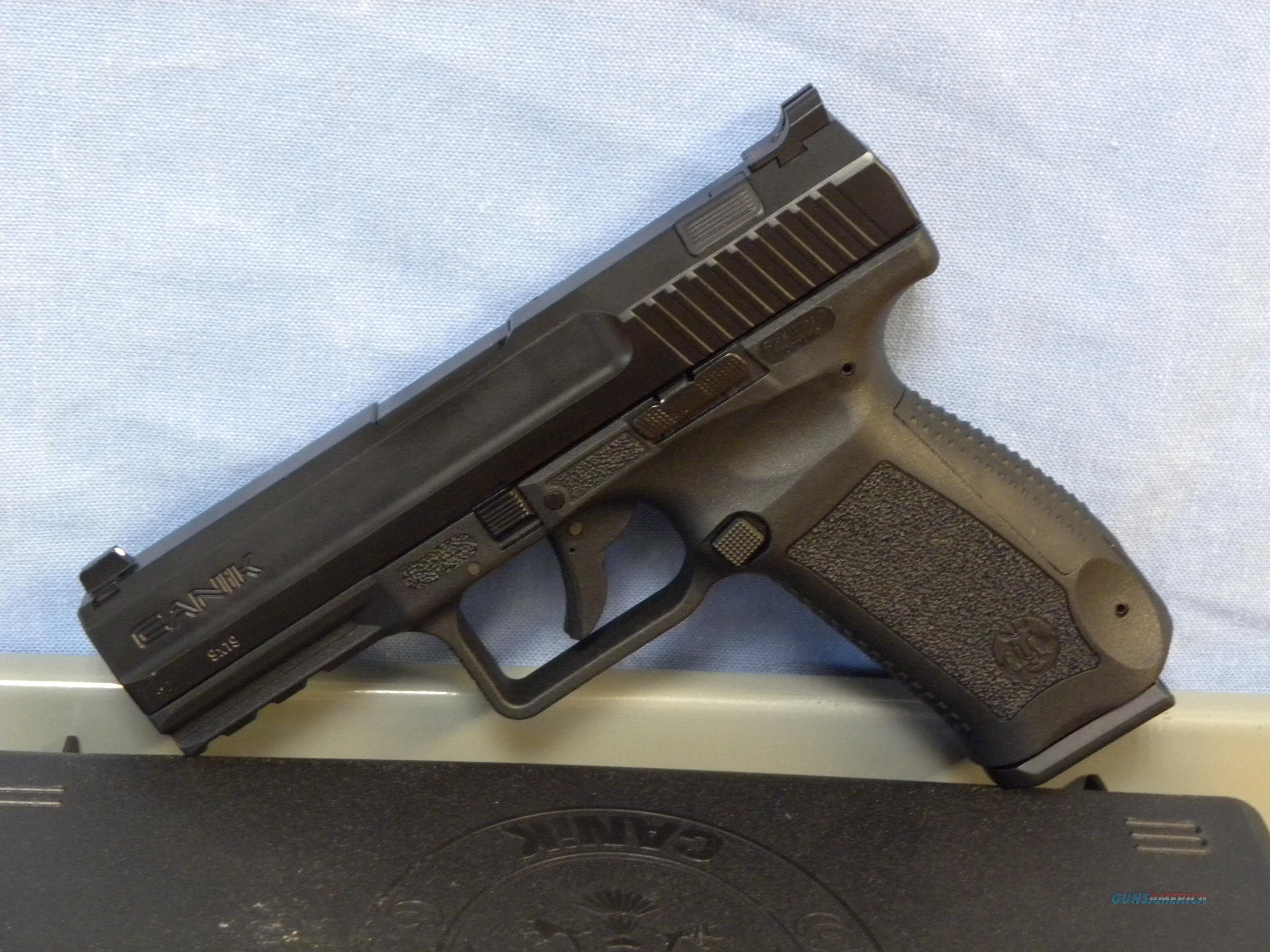 Canik TP9 DA HG4068-N  Guns > Pistols > Canik USA Pistols